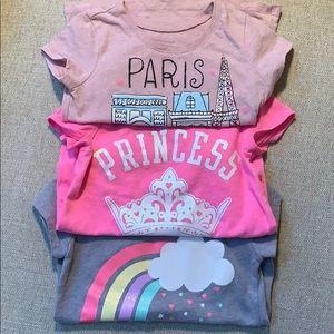 Children's place T-shirt's 2T